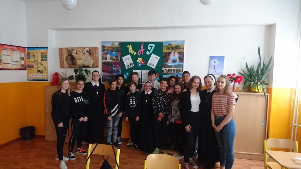 O rehoľnom živote v škole v Kráľovskom Chlmci