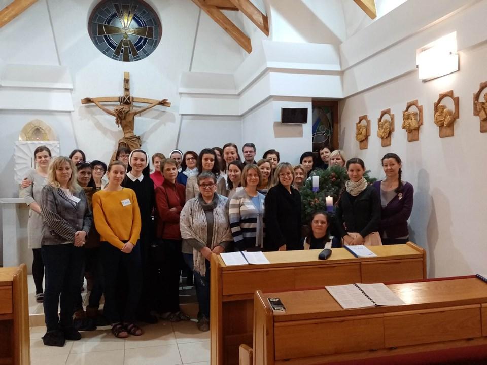Adventná duchovná obnova pre ženy v Trnave