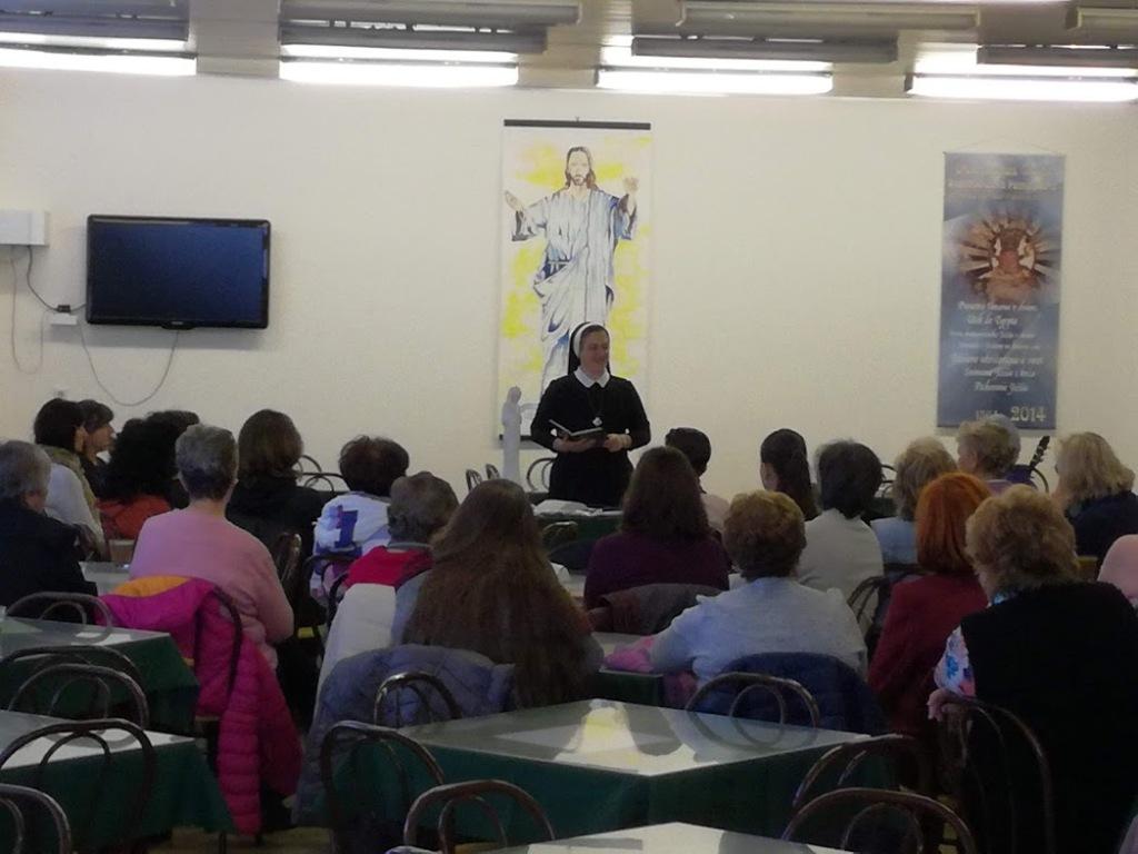 Adventná duchovná obnova pre ženy vŽiari nad Hronom