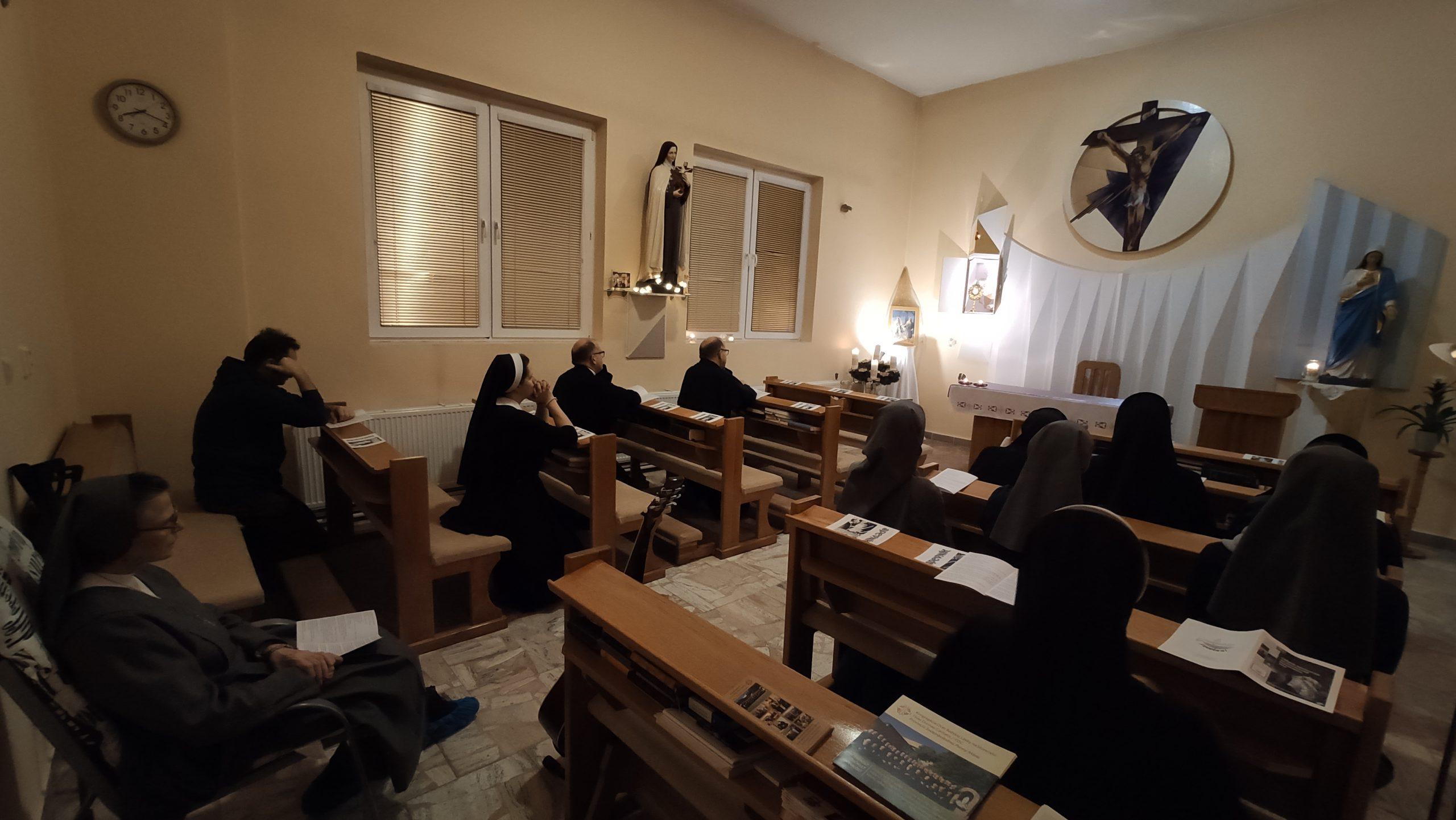 Modlitby za povolania v Michalovciach