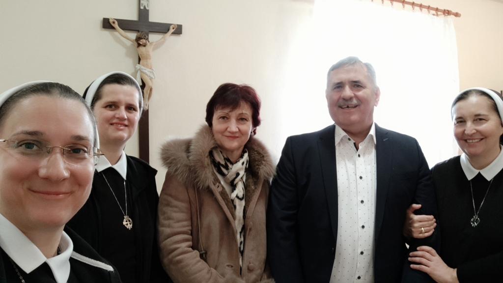 Návšteva primátora Michaloviec v CMŠ sv. Terezky