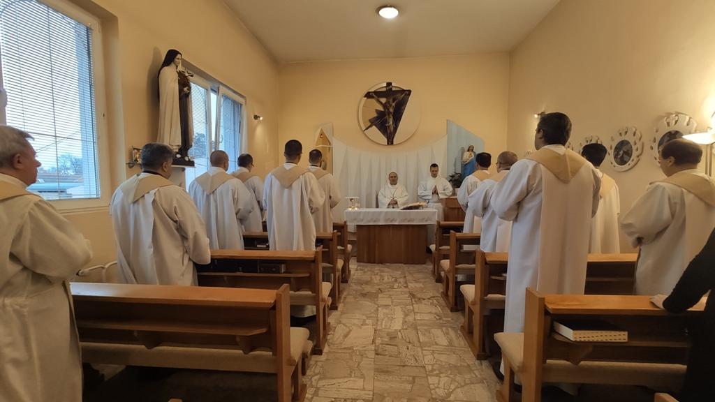 Kňazské rekolekcie v michalovskom kláštore