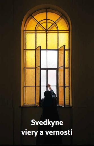 Svedkyne viery – ponuka knihy